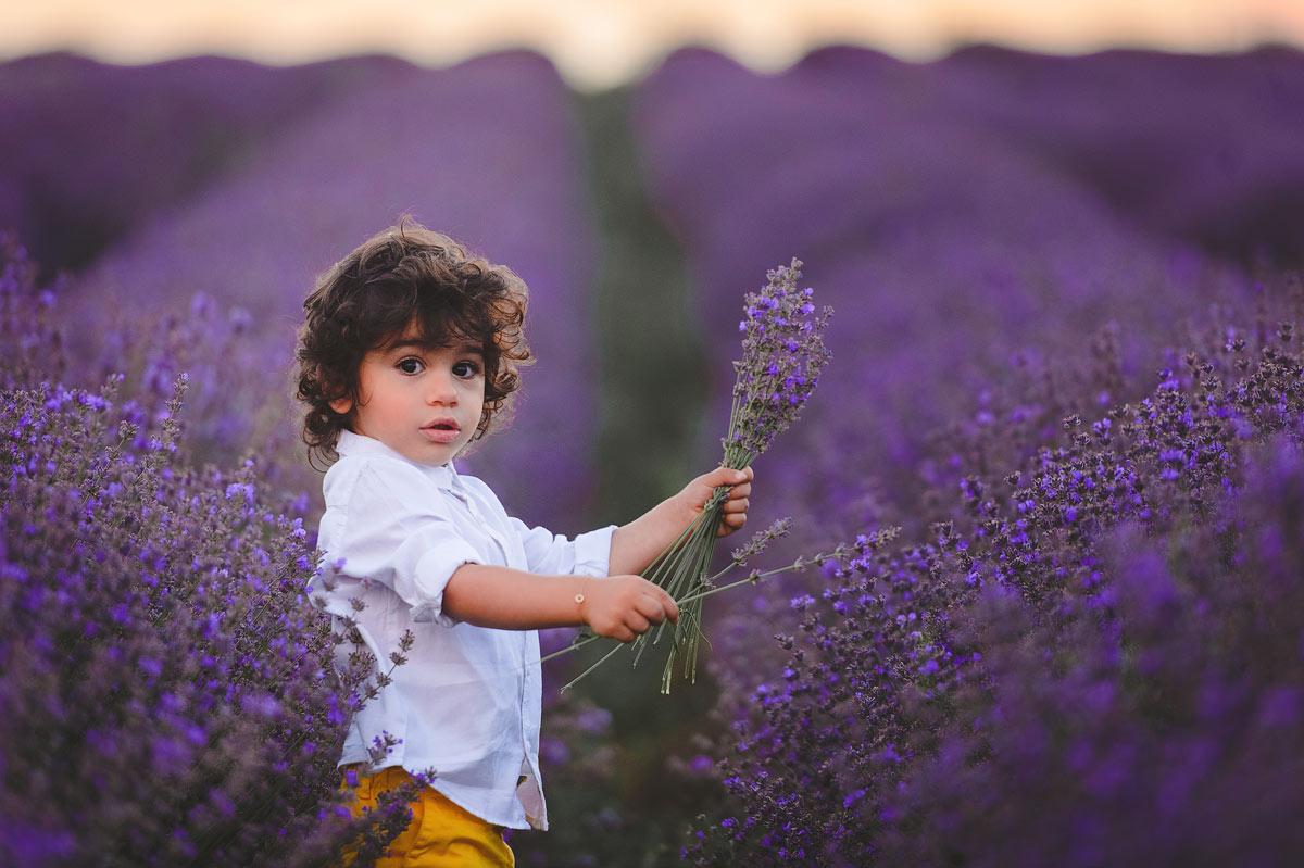 fotograf-profesionist-bucuresti-copii-natura-lavanda