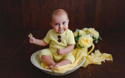 Alexandru,7 luni