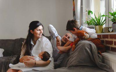 Iris, Eric, Alexandra si Andrei