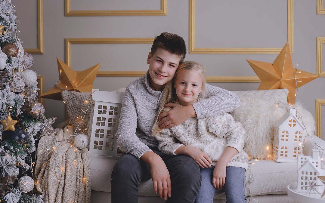 Anastasia si David, Craciun 2019