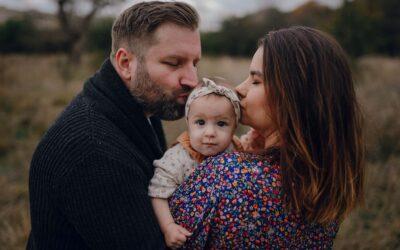 Natalia (9 luni), Andreea si Cristian
