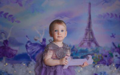 Freya, 1 an